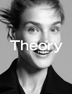 Theory Fall 2015 Ad Campaign Photo